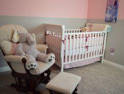 Chambre bébé : une chambre classe qui dure dans le temps